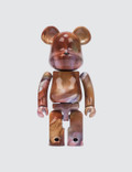 Medicom Toy 200% Super Alloyed Pushead Bearbrick Picutre