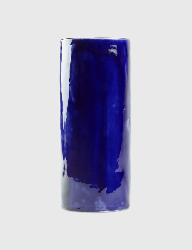 Crosby Studios Blue Vase Blue Unisex