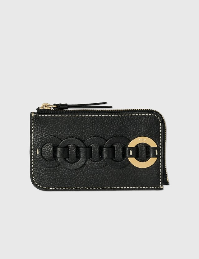 Chloé Darryl Small Coin Purse Black Women