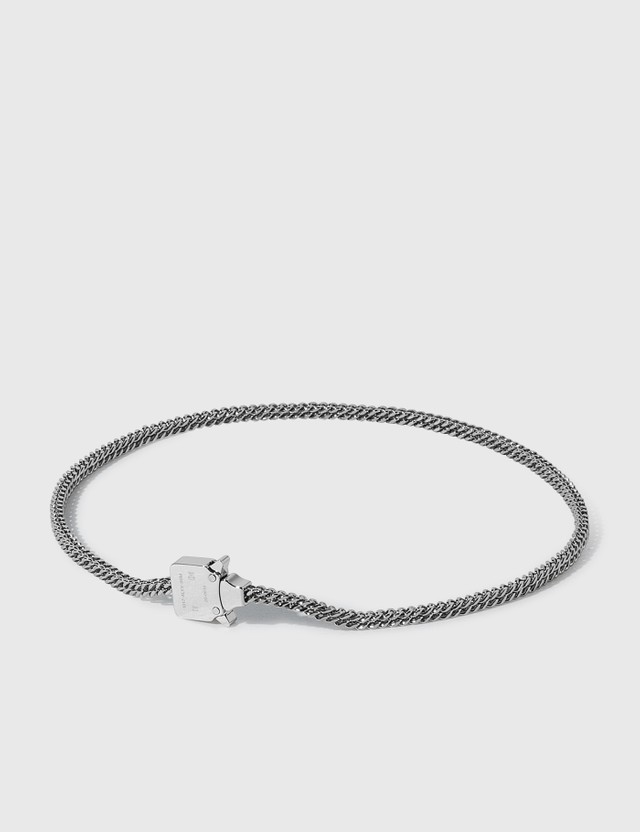1017 ALYX 9SM Mini Cubix Chain Necklace