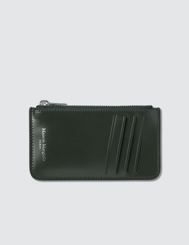Maison Margiela Zip Card Holder