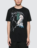 Marcelo Burlon Wolf Lightning S/S T-Shirt Picture