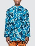 RIPNDIP Nerm Camo Packable Anorak Jacket Picture
