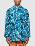 RIPNDIP Nerm Camo Packable Anorak Jacket Picutre