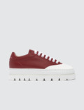 MM6 Maison Margiela Tractor Treat Platform Sneakers Picture