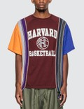 Needles 7 Cuts College T-Shirt 사진