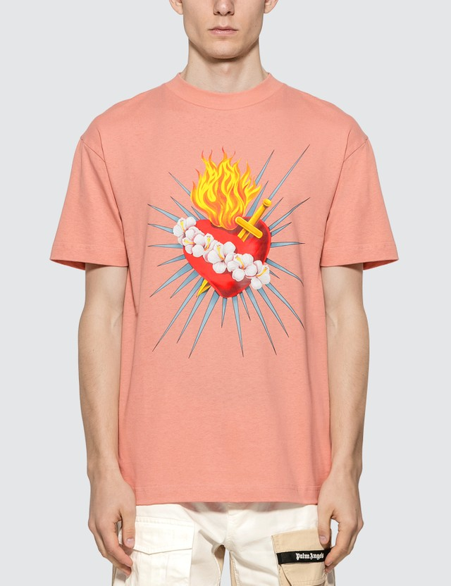 Palm Angels Sacred Heart T-Shirt