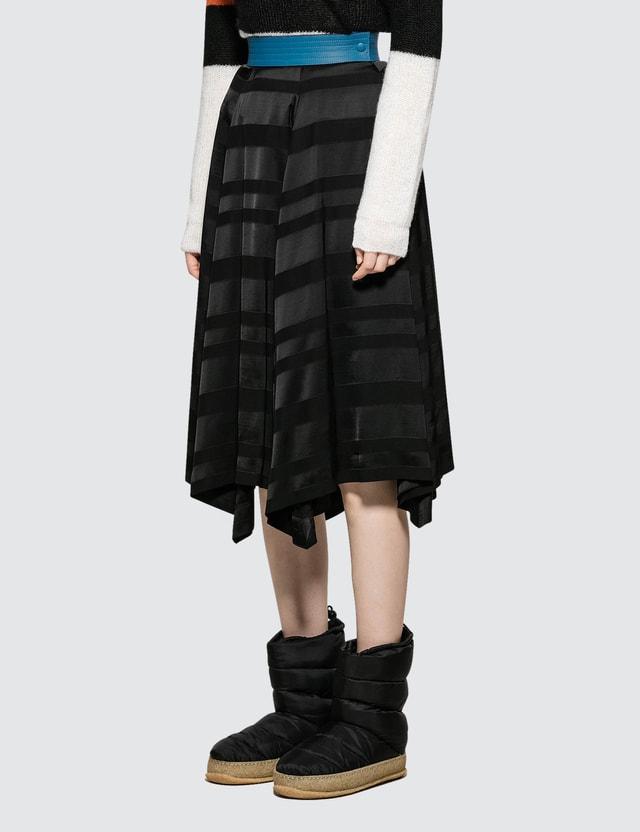 Loewe Asymmetric Skirt