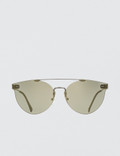 Super By Retrosuperfuture Tuttolente Giaguaro Ivory Sunglasses Picutre