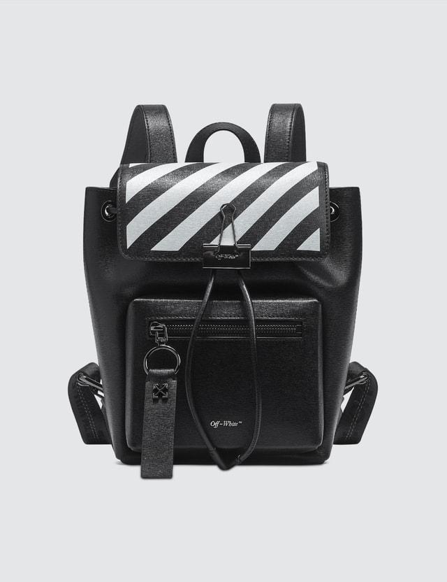 Off-White Diag Binder Backpack