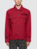 Pleasures Web Denim Jacket Picture
