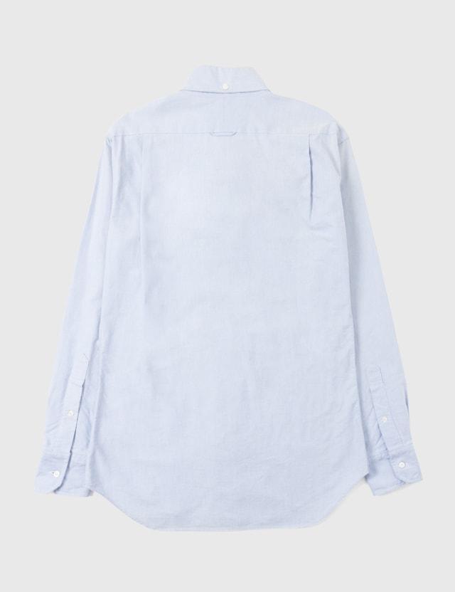 Thom Browne Thom Browne Shirt Blue Archives