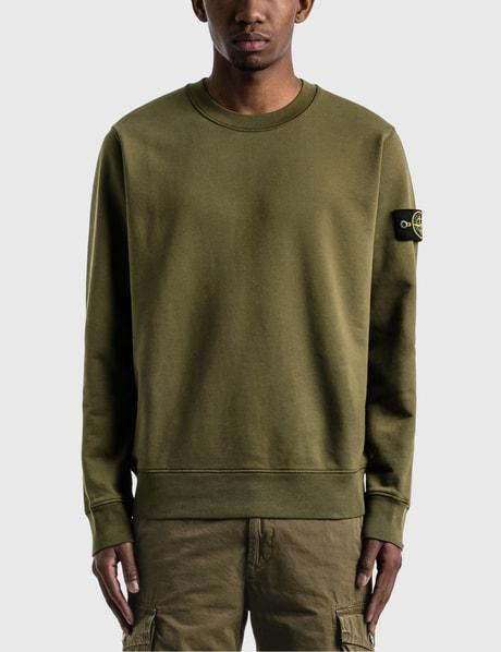 스톤 아일랜드 Stone Island Classic Sweatshirt