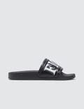Fiorucci Rubber Slides Picture