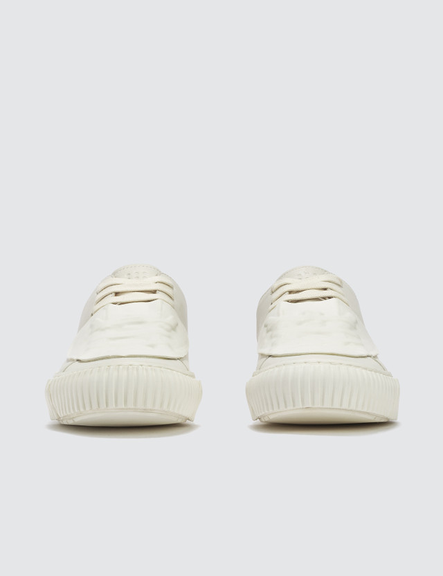 Both Rubber Patch Low-Top