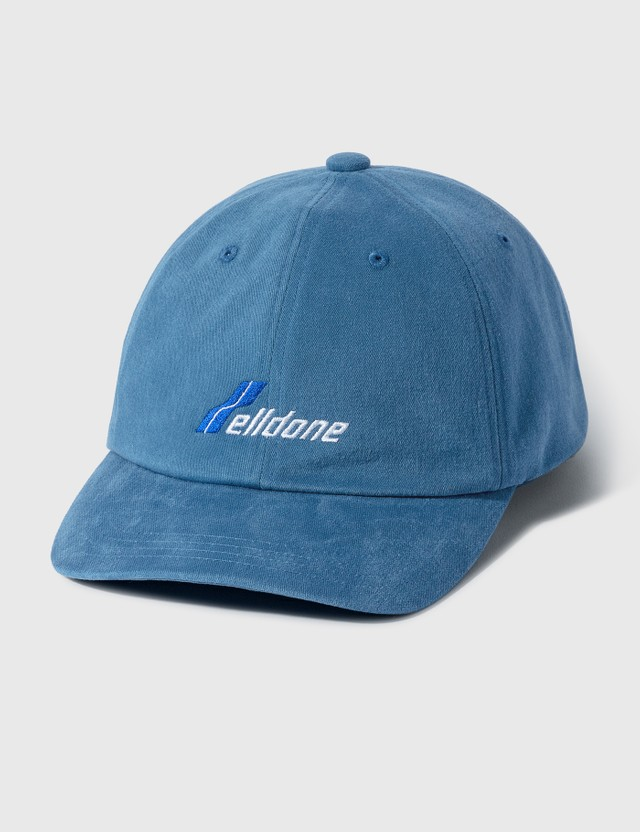 We11done We11done Logo Cap