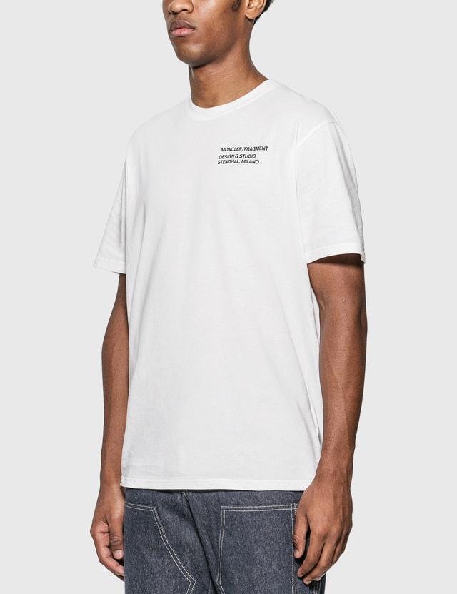 Moncler Genius Moncler Genius x Fragment Design Logo T-Shirt
