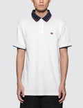 Levi's Breaker Logo Sportswear Polo Shirt Picture