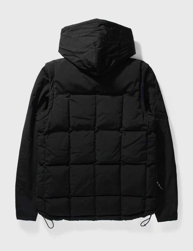 Mastermind Japan Mastermind Japan X Mountain Research 036 2 Ways Jacket Black Archives