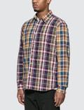 SOPHNET. Standard Big B.D Shirt
