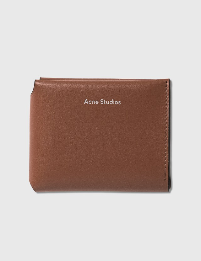 Acne Studios Trifold Card Wallet