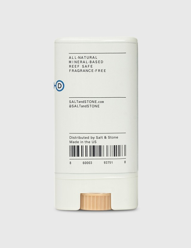 SALT & STONE SALT & STONE x Brain Dead SPF 50 Tinted Sunscreen Stick
