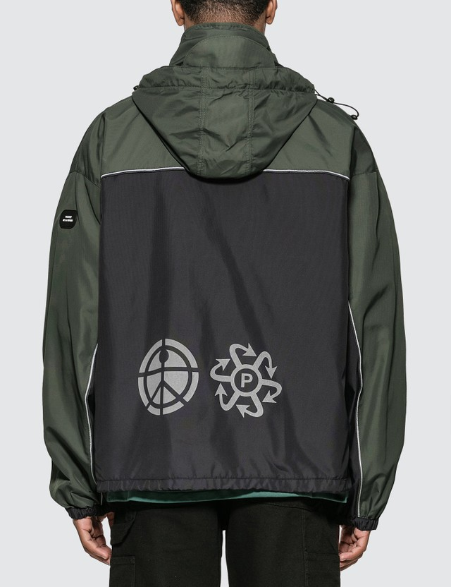 Rassvet Colorblocked Anorak