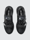 Prada Chunky Velcro Strap Sneaker