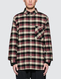 Public School Leto L/S Shirt With Cotton Underlay Picture