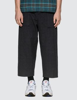 Sacai Glencheck Cropped Pants