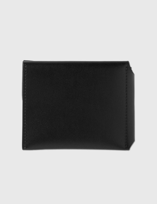 Acne Studios Trifold Card Wallet Black Men
