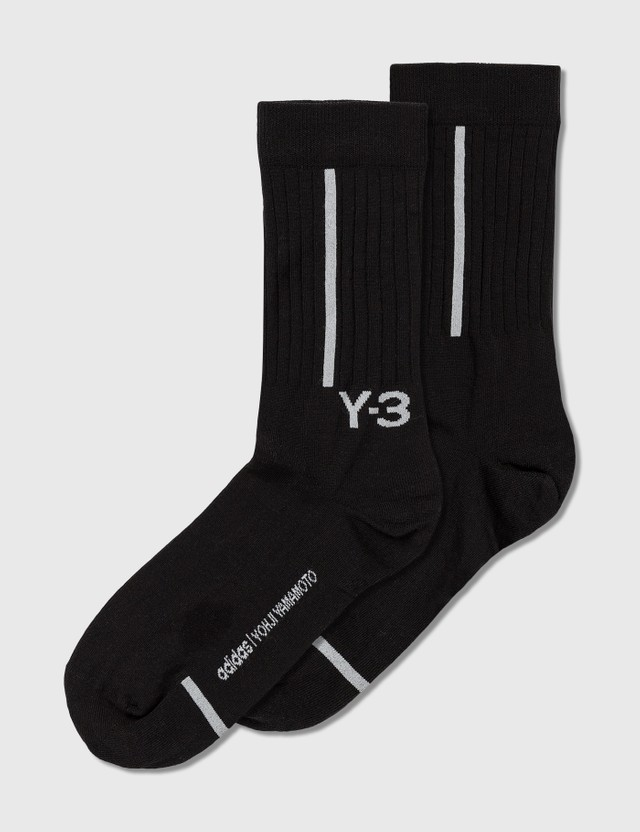 Y-3 Crew Socks