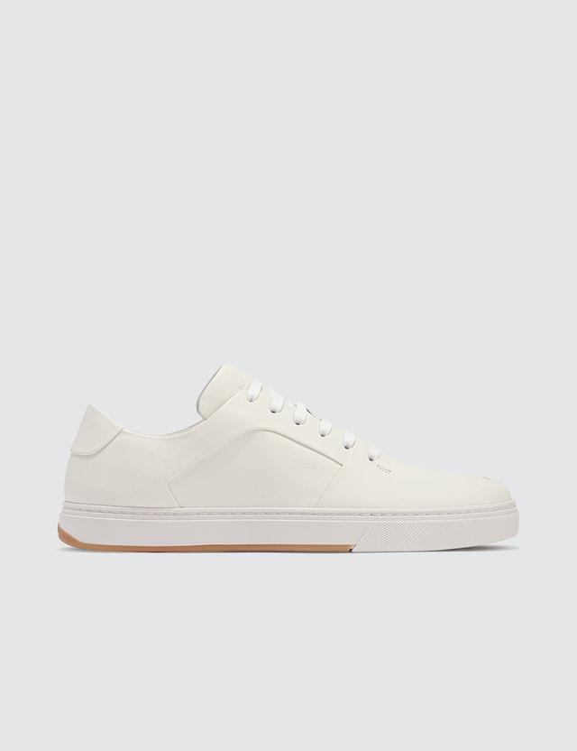 Bottega Veneta Calfskin Sneakers