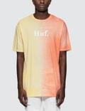 Huf Split Dye S/S T-Shirt Picture