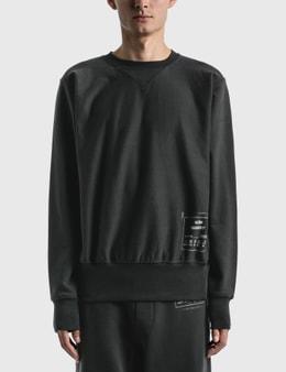 Maison Margiela Care Label Sweatshirt