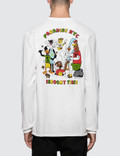 Paradise NYC Shroomy Tunes L/S T-Shirt Picture