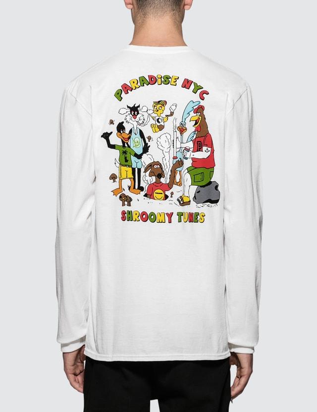 Paradise NYC Shroomy Tunes L/S T-Shirt