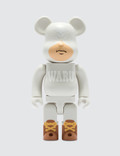 Medicom Toy 400% Tokyo Tribe Waru Be@rbrick (ver. White) Picture