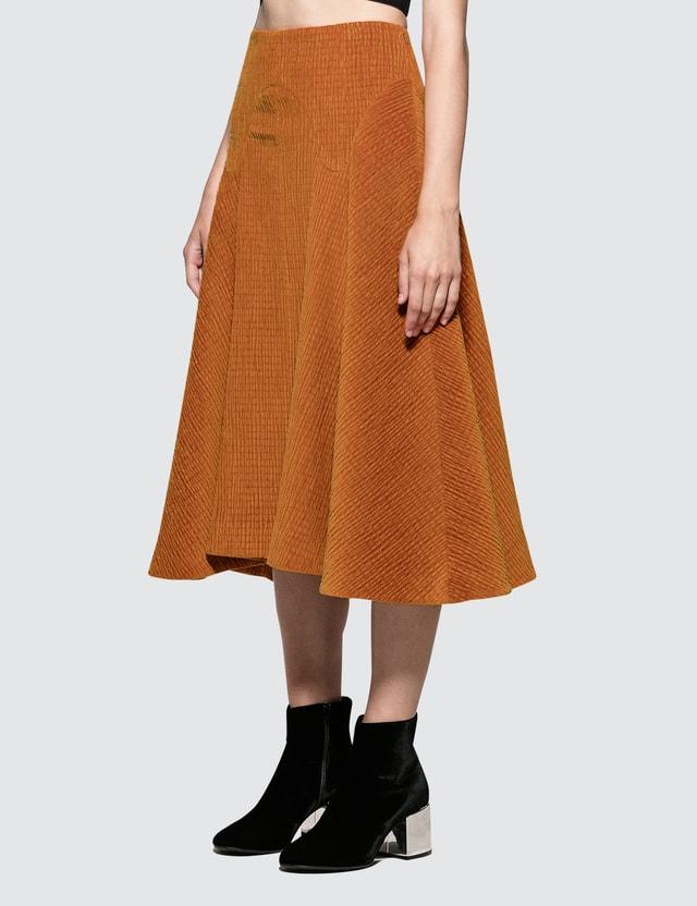 Aalto Heavy Jersey Flare Skirt