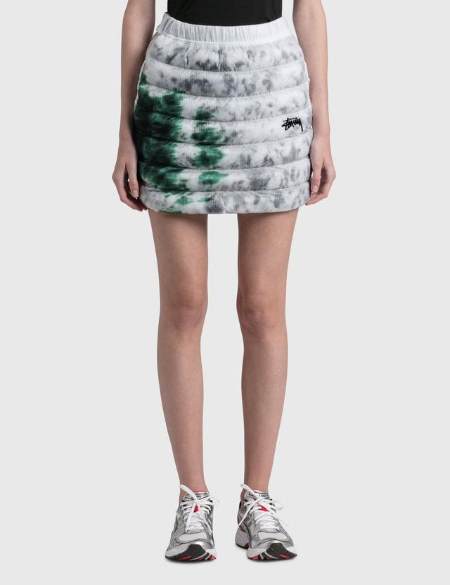 Nike Nike x Stussy Insulated Skirt White/gorge Green Women