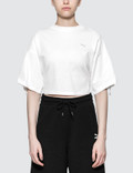 Puma En Pointe Cropped S/S T-Shirt Picture