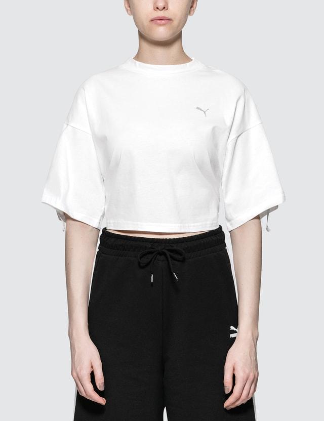 Puma En Pointe Cropped S/S T-Shirt