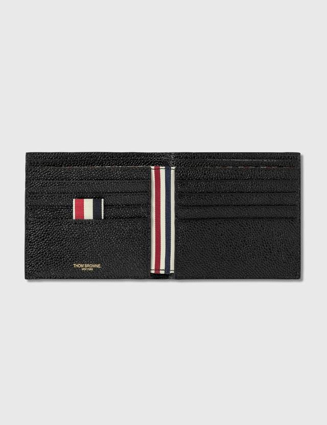 Thom Browne Zebra Print Billfold Wallet