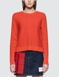 Calvin Klein Jeans A-cashmere Blend Crew Neck Picutre