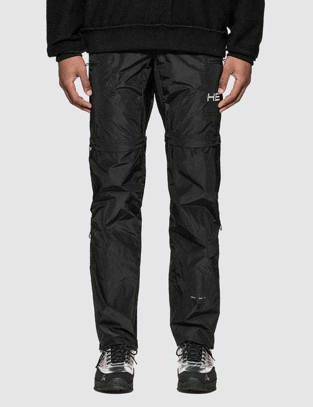 Heliot Emil Technical Zip Off Pants