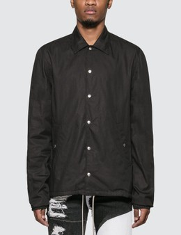Rick Owens Drkshdw Giacca Snap Front Jacket