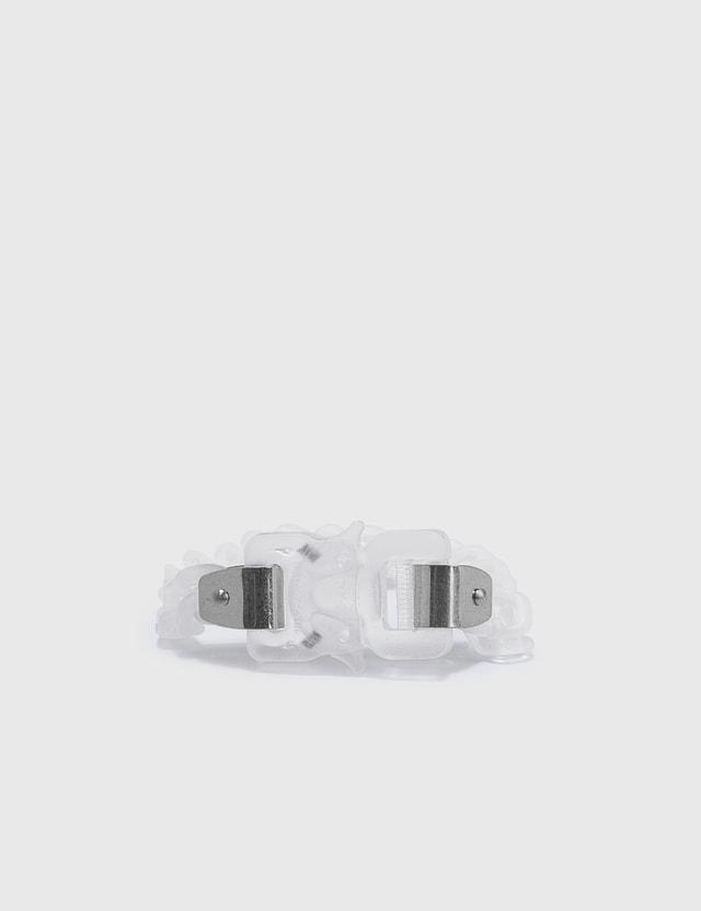 1017 ALYX 9SM Transparent Chain Bracelet Trasparent Men