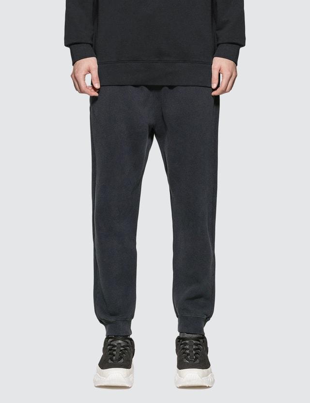 Maison Kitsune Triangle Fox Patch Sweatpants
