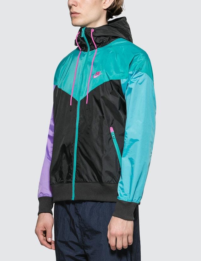 Nike Colorblock Zip Up Jacket