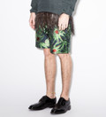 Paul Smith Blue Ladybird Jacquard Shorts Picture